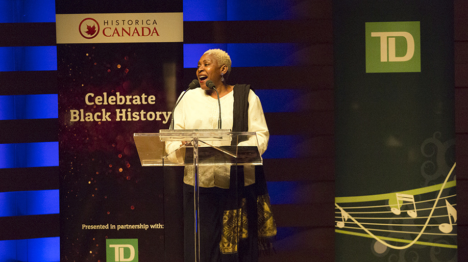 An Evening Honouring Black Canadian Trailblazers