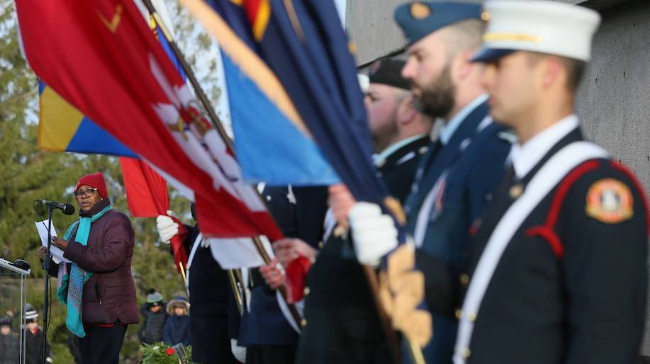 Hundreds mark 102nd anniversary of Halifax Explosion