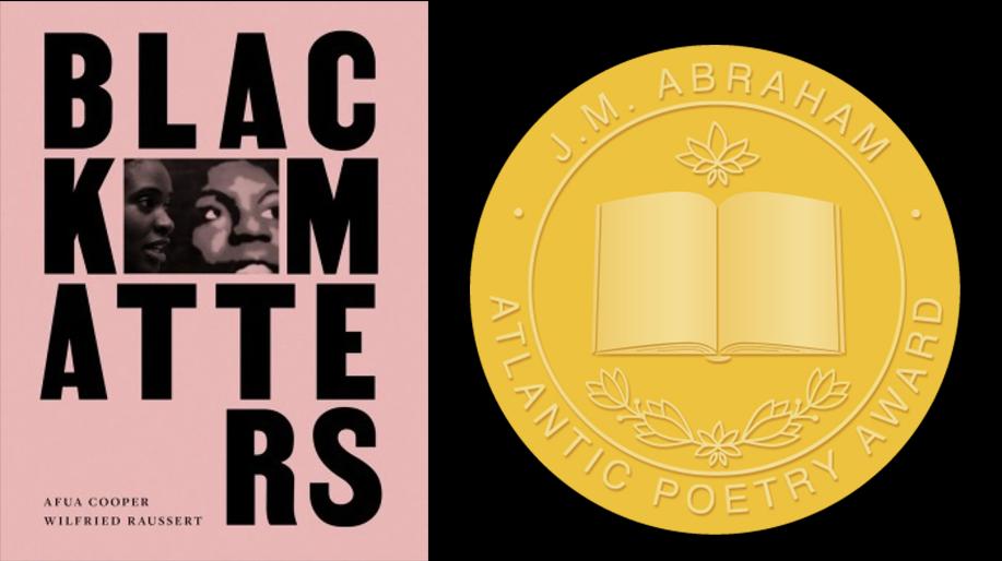 2021 J.M. Abraham Atlantic Poetry Award goes to Afua Cooper